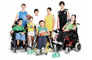 Raúl Semana Deporte Inclusivo