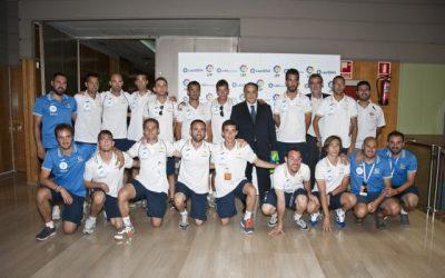 Raúl Reina Selección Española de Fútbol de Personas con PC