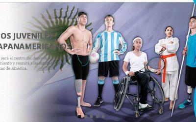 Raúl en Juegos Juveniles Panamericanos