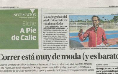 Raúl López media maratón Elche