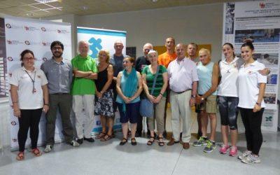 El CID recibe un grupo de representantes de entidades de deporte adaptado belgas