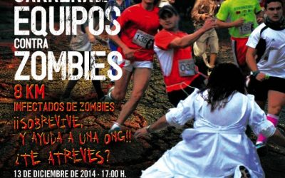3ª carrera zombies