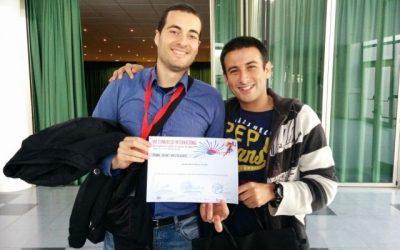 Vicente Beltrán premio joven investigador
