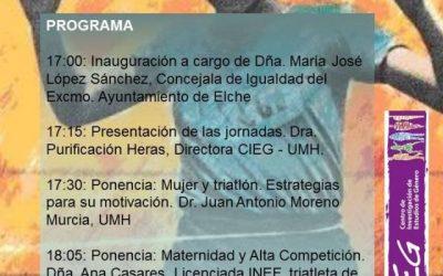 Juan Antonio Moreno en Mujer y Triatlón