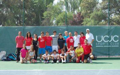 Análisis del impacto de fatiga en categorías inferiores tenis