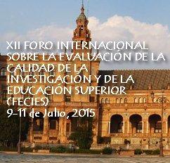 Juan Antonio Moreno en Foro Internacional sobre Evaluación de la Calidad de la Educación Superior y de la Investigación