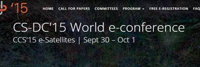 CS-DC World Conference
