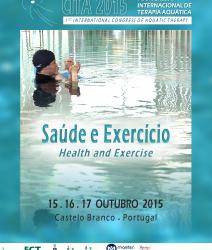 Juan Antonio Moreno en 1st International Congress of Aquatic Therapy