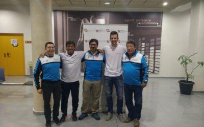 Workshop internacional de trabajo de la International Federation of Cerebral Palsy Football