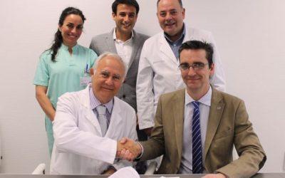 Firma contrato Vinalopó programa niños