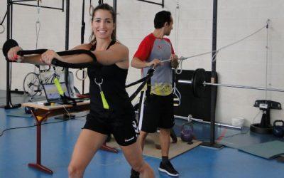 Lara González prepara JJOO