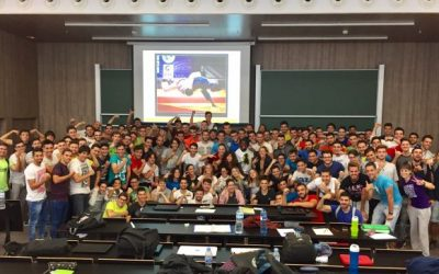 María Bernabéu imparte un seminario en CAFD