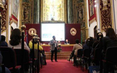 Juan Antonio Moreno ponente en Congreso Internacional de Enfermedades Raras