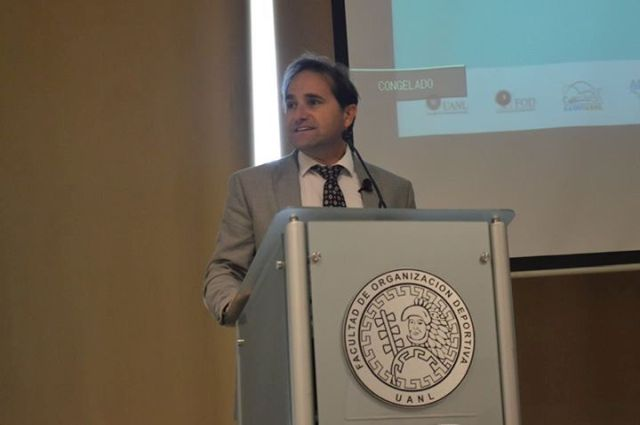 Juan Antonio Moreno en CIAA México