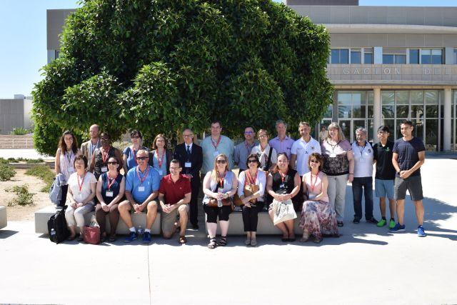 Representantes estadounidenses visitan el CID