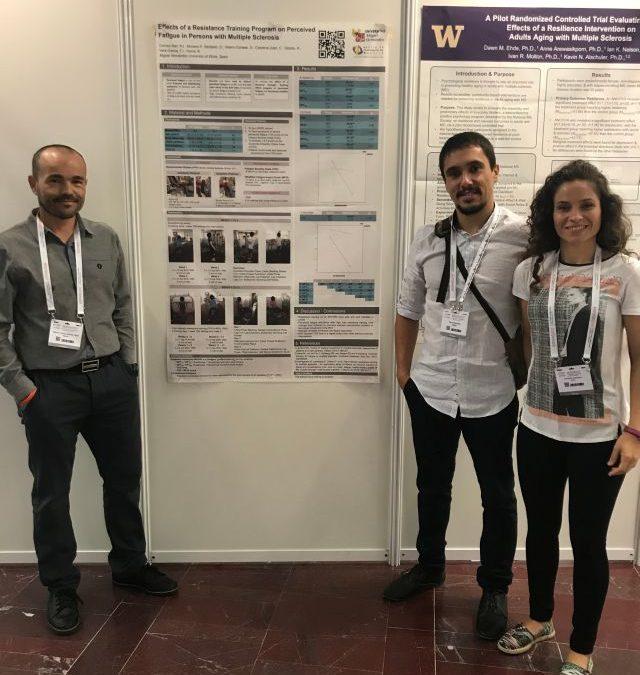 Biomec en congreso esclerosis París