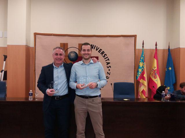 Manolo Moya y Vicente Beltrán Talento Docente