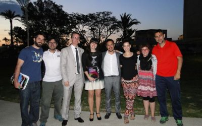 Carla Caballero premio extraordinario de doctorado