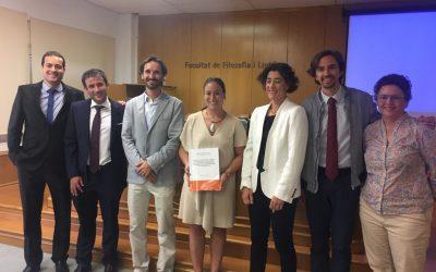 Tesis doctoral Celeste Martínez