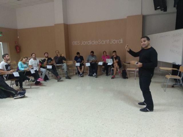 Juan Antonio Moreno curso cómo llegar a la excelencia