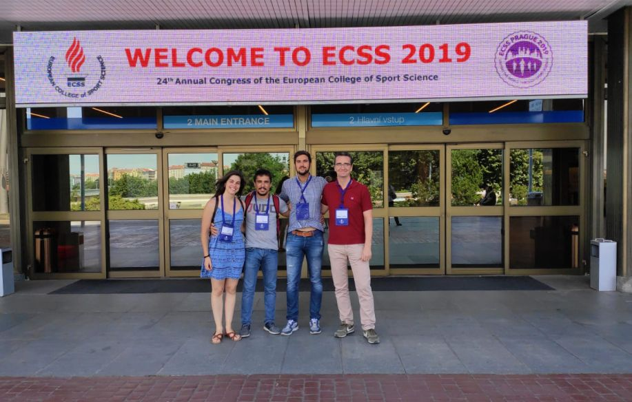 El grupo APCOM participa en el el ECSS Prague 2019