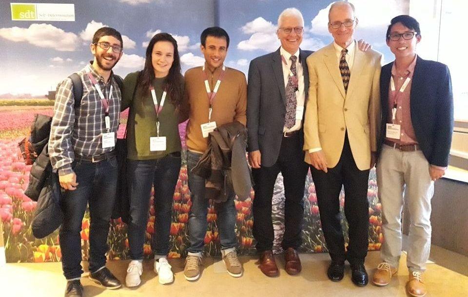 Investigadores del CID en la 7th International Self-Determination Theory Conference