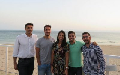Álex Jiménez realiza una estancia en la Universidad de Lisboa