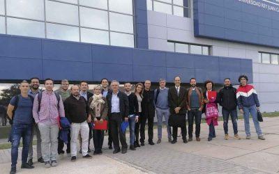 Agustín Manresa participó en las actividades de la Red de Adherencia al Ejercicio Físico en Pacientes con Enfermedades Crónicas